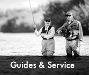 Details about our services and experience guiding discriminating anglers from all over the world to their trips of a lifetime