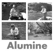click and access the Alumine photo album - camping float trips